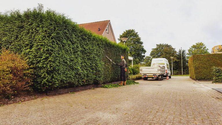 Onderhoud tuin Hoogezand