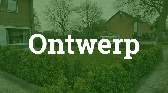 Tuin ontwerp Hoogezand